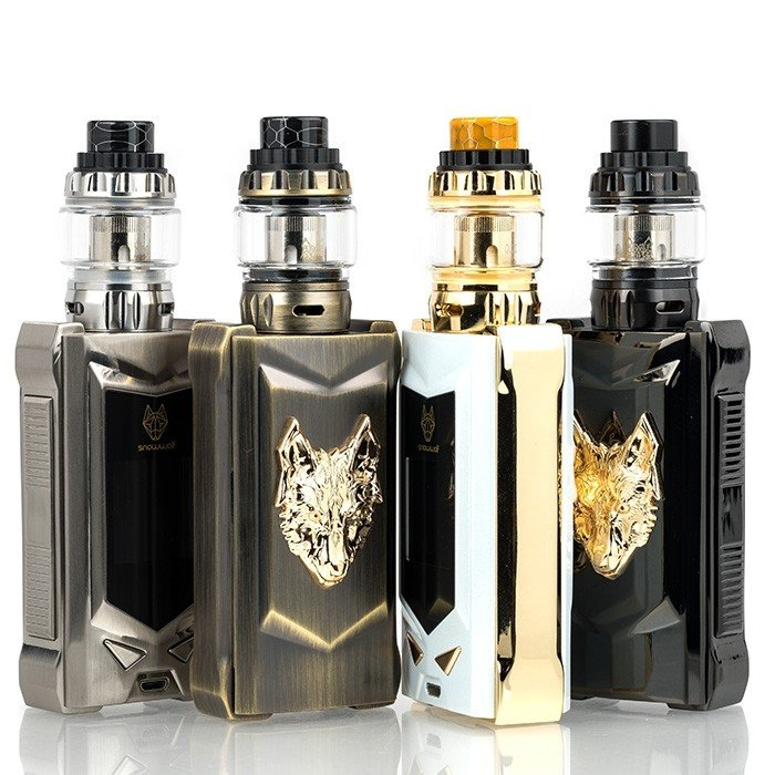 SnowWolf MFENG 200W TC Starter Kit Review