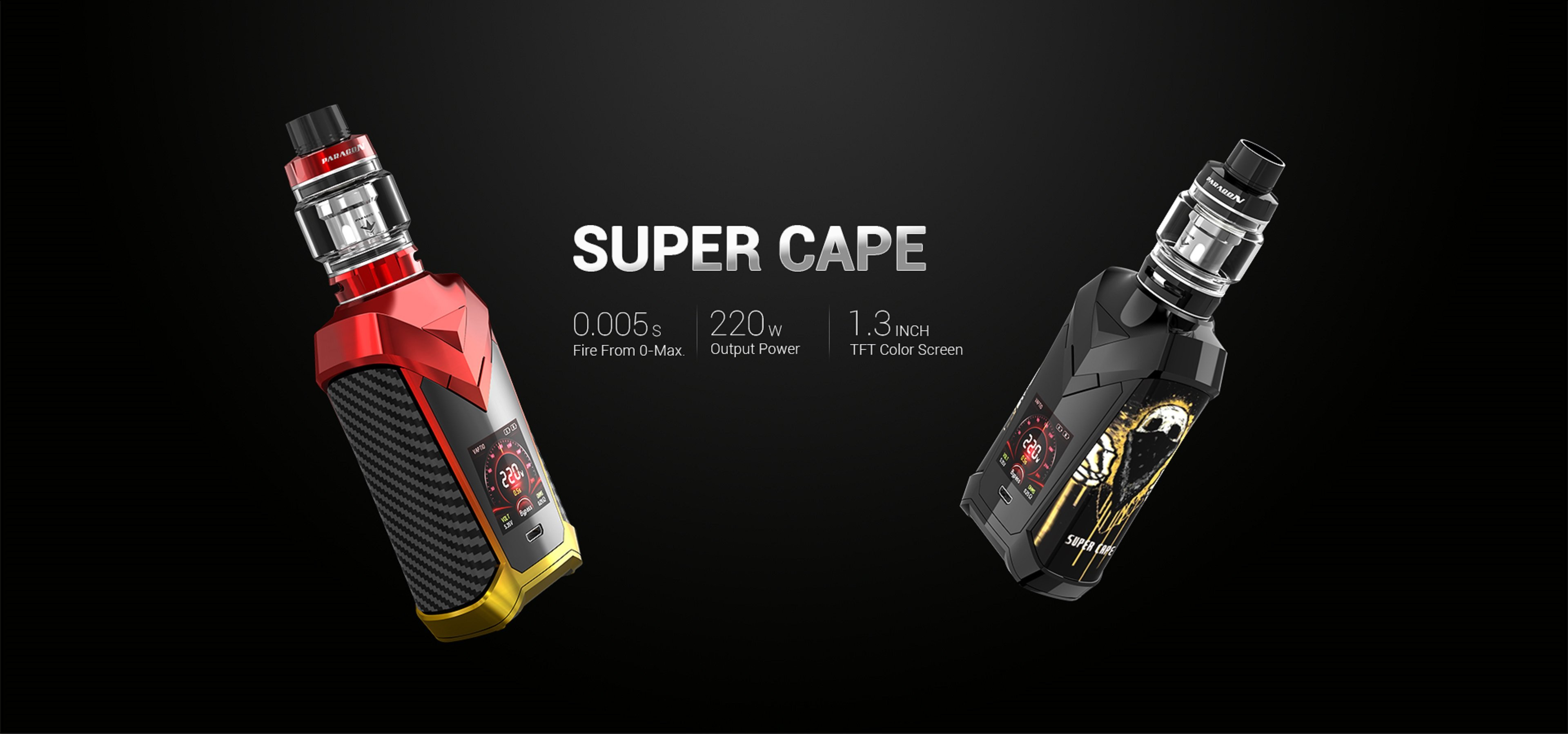 Vaptio Super Cape Starter Kit Review