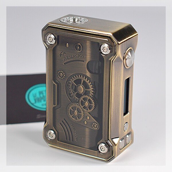 Teslacigs Punk 220W Box Mod Review