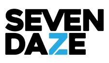 Seven Daze Logo