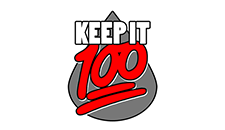 Keep It 100 Logo