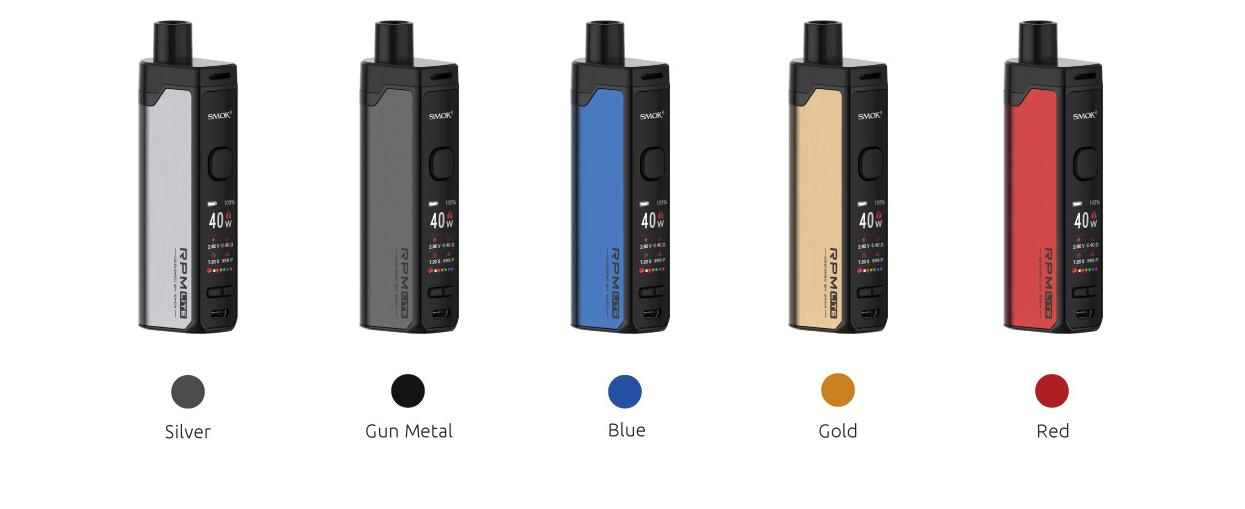 Smok RPM Lite Ki Colors